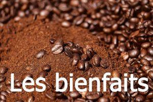 Les bienfaits de marc de café